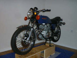 FRESH RESTORATION 1975 HONDA CB400F - FOUR
