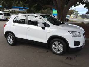 2015 Holden Trax White Only 5,000 kms & 1 Year Rego Sydney City Inner Sydney Preview