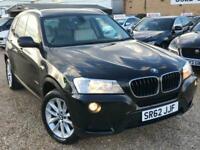 2012 BMW X3 2.0 20d SE Auto xDrive 5dr SUV Diesel Automatic