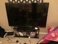 70 inch sharp hd ps4 and PS3 all new games for ps4