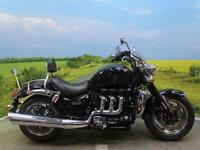 Triumph Rocket III Roadster 2010 *STUNNING CONDITION ROCKET*
