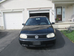 2003 VW Golf For Sale