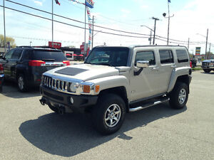2006 HUMMER H3 Leather SUV, Crossover * NICE SHAPE *4 WD *