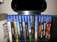 Ps Vita with LOT of games