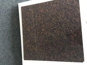 Tuiles de granites intérieur et extérieur