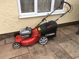 Cobra 21inch Professional Cut petrol lawnmower