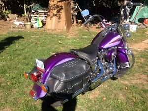 2000 Harley.  Great shape. Must sell. Make me an offer