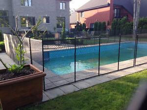 Clôture de piscine amovible #1 Monde = POOL GUARD