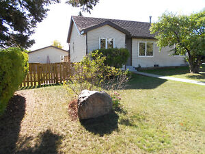 Renovated older home in High River
