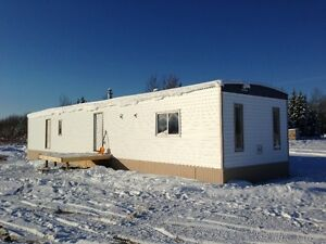 MOBILE HOME FOR RENT CHINOOK VALLEY, PEACE RIVER, AB
