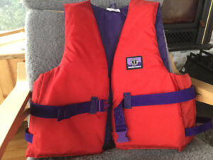 Mustang Endurance Pfd / life jacket size XX Large /XXX Large