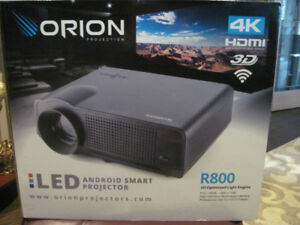 Orion LED smart projector R800