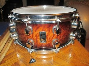 14 x 6.5 mapex black panther maple snare