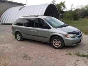 FOR SALE:   2003  Dodge Grand Caravan Sport Stratford Kitchener Area image 2