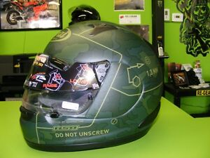 ARAI - Signet Q - PRO - Tactical Green - Medium at RE-GEAR