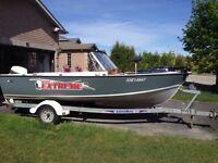 Wicked fishing boat