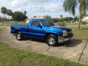 **Florida Truck**2003 Chevrolet Silverado Shorty 5.3