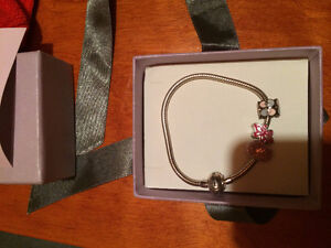 Pandora Bracelet With Charms By Michael Hill
