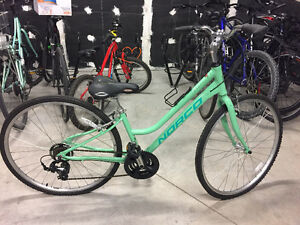 """Norco Yorkville women 2015 Green mint 14"""" SIZE"""