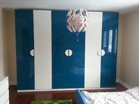 Installation d'armoires Ikea, meubles, garde robes, cuisines.