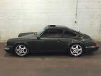 1992 Porsche 911 Coupe Carrera 4 964