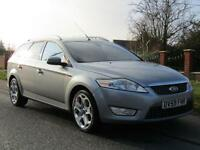 2009 Ford Mondeo 2.0 TDCi TITANIUM 5DR TURBO DIESEL ESTATE ** HIGH SPECIFICAT...
