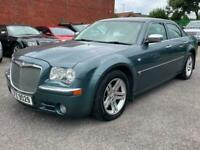 Chrysler 300c 3.0 Crd 2008 green automatic very good engine & gearbox any partx