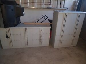 free dresser and armoire