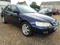 Honda Accord 2.3 VTEC TYPE-V (blue) 2002