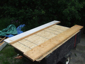 "2 Pieces Of 2"" x 12"" x 8' Lumber - $13.00 EACH / $20.00 For BOTH"