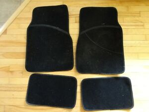Car Mats - Complete Set Of Four