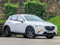 2015 Mazda CX-3 2.0 SKYACTIV-G Sport Nav Auto (s/s) 5dr SUV Petrol Automatic