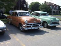 CLASSIC CAR SHOW AND BBQ