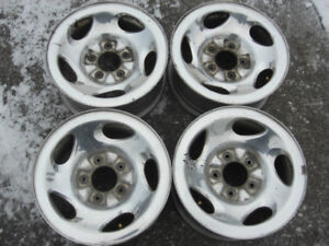 4 mags 16 pouces,ford f150 ,1997 a 2003