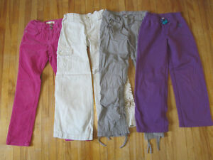 Girls pants (size 7)