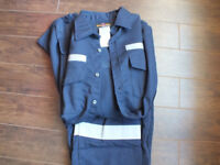 FR Rated High Vis Uniforms for Sale
