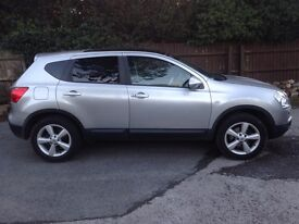 Nissan qashqai extronic cvt for sale. *REDUCED*