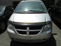 2005 Dodge Grand Caravan SXT,stow and go,113KM only .