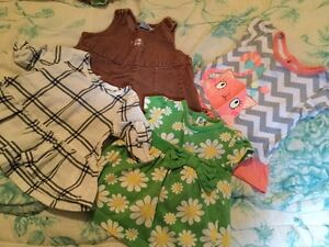 0-3 month Baby Girl clothes London Ontario image 3