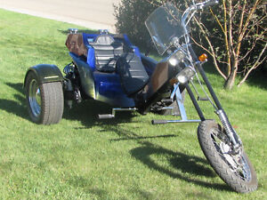 Beautiful show trike for sale