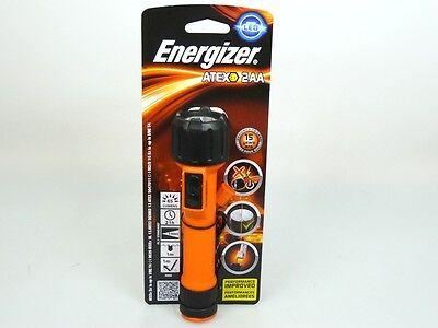 Energizer® Atex 2AA Taschenlampe EX-Geschützt Arbeitslampe 2aa Energizer