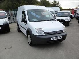 2009 Ford Transit Connect T230 1.8 TDCI 90 LWB Van. **ONLY 41,000 MILES**