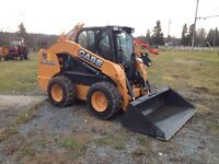 **NEW CASE SKID STEERS IN STOCK** 0% FOR 48 MONTHS
