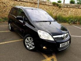 2010 Vauxhall Zafira 1.7 CDTi ecoFLEX 16v Elite 5dr