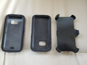 Samsung Otterbox defender cases for sale for S7 PHONE