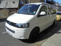 2015 VW T5 TRANSPORTER CAMPERVAN, 4 BERTH, POP TOP, LOW MILEAGE