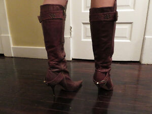 Dress Boots just in time for fall size 8.5 Cambridge Kitchener Area image 8
