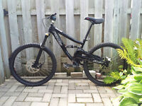 Specialized 04 Big Hit DH / XC