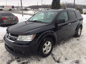 2011 DODGE JOURNEY R/T NAVI LATHER!!CERTIFIED!!FINANCING!!
