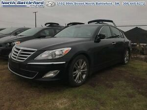 2012 Hyundai Genesis Sedan 3.8   - Fog Lights - $141.64 B/W